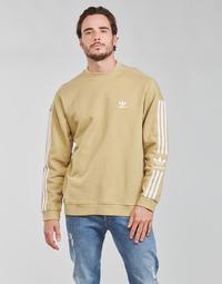 material Men sweaters adidas Originals LOCK UP CREW Ton / Beige