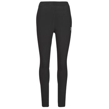 material Women leggings adidas Originals TIGHT Black