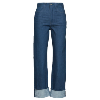 material Women straight jeans G-Star Raw TEDIE ULTRA HIGH STRAIGHT Blue