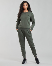 material Women Tracksuit bottoms G-Star Raw PREMIUM CORE 3D TAPERED SW PANT WMN Grey