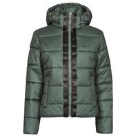 material Women Duffel coats G-Star Raw MEEFIC HDD PDD JACKET WMN Grey / Green