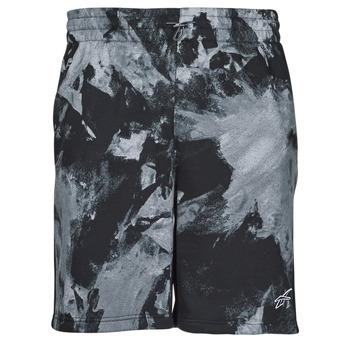 material Men Shorts / Bermudas Reebok Classic MYT AOP SHORT Black