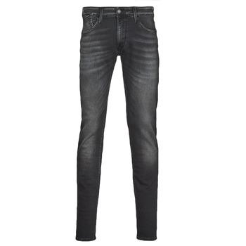 material Men slim jeans Le Temps des Cerises 712 JOGG Black