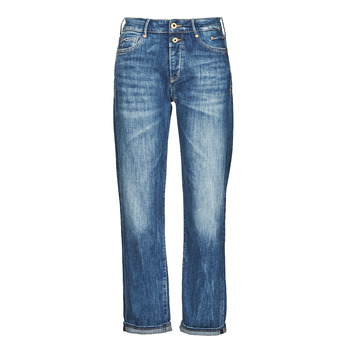 material Women 3/4 & 7/8 jeans Le Temps des Cerises 400/18 BASIC Blue