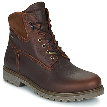 Shoes Men Mid boots Panama Jack AMUR GTX Brown