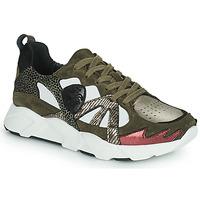 Shoes Women Low top trainers Philippe Morvan VIRGIL Kaki