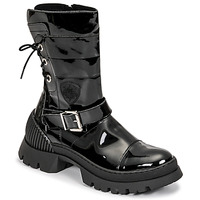 Shoes Women Mid boots Philippe Morvan CHARMY Black