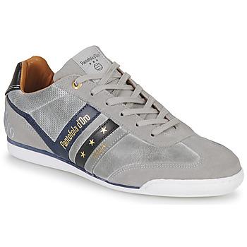 Shoes Men Low top trainers Pantofola d'Oro VASTO UOMO LOW Grey