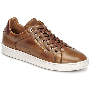 Shoes Men Low top trainers Pantofola d'Oro ARONA UOMO LOW Brown