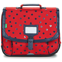 Bags Girl Satchels Tann's ALICE CARTABLE 38 CM Red