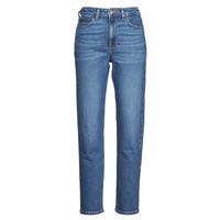 material Women Boyfriend jeans Lee CAROL Blue