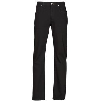 material Men straight jeans Lee BROOKLYN STRAIGHT Black
