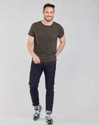 material Men straight jeans Lee DAREN ZIP FLY Blue