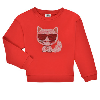 material Girl sweaters Karl Lagerfeld CITRINE Red