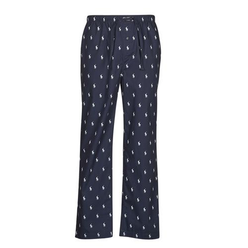 material Men Sleepsuits Polo Ralph Lauren PJ PANT SLEEP BOTTOM Marine