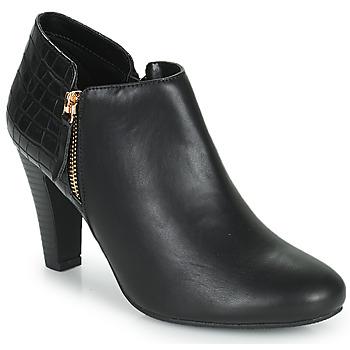 Shoes Women Low boots Moony Mood PERRINE Black