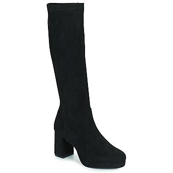 Shoes Women Boots Moony Mood PENILA Black