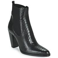 Shoes Women Mid boots San Marina ALENA Black