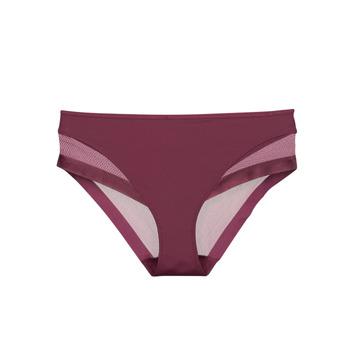 Underwear Women Knickers/panties DIM GENEROUS CLASSIC Violet