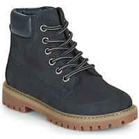 Shoes Boy Mid boots Citrouille et Compagnie PACITO Blue