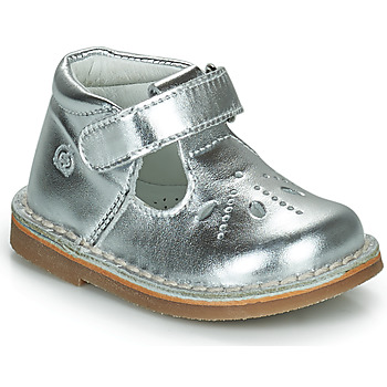 Shoes Girl Ballerinas Citrouille et Compagnie OTALI Silver