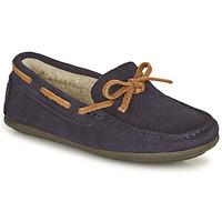 Shoes Boy Loafers Citrouille et Compagnie OUTIL Marine