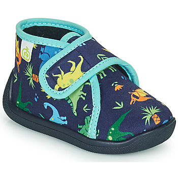 Shoes Boy Slippers Citrouille et Compagnie PASTACARBO Marine