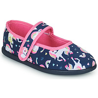 Shoes Girl Slippers Citrouille et Compagnie PIVONA Marine