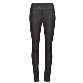 material Women 5-pocket trousers Noisy May NMCALLIE Black