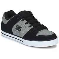 Shoes Men Skate shoes DC Shoes PURE Grey / Black
