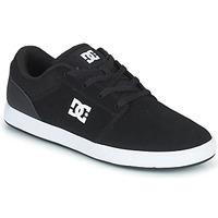 Shoes Men Low top trainers DC Shoes CRISIS 2 Black / White