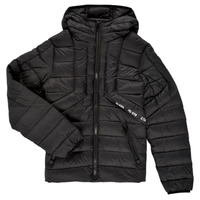 material Boy Duffel coats Diesel JDWAIN Black
