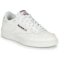 Shoes Low top trainers Reebok Classic CLUB C 85 White / Black