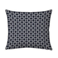 Home Cushions Mylittleplace ISTRES Blue / Marine