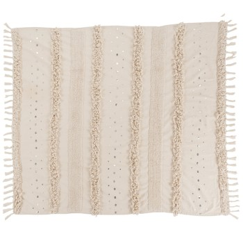 Home Blankets, throws Mylittleplace PIXPA Beige