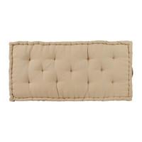 Home Cushions Comptoir de famille CHAMBRAY Beige
