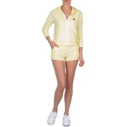 material Women Shorts / Bermudas Petit Bateau TOUPET Yellow