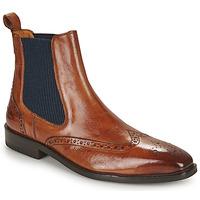 Shoes Men Mid boots Melvin & Hamilton ALEX 9 Brown