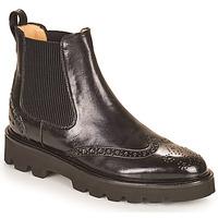 Shoes Women Mid boots Melvin & Hamilton SELINA 29 Black