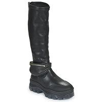 Shoes Women Mid boots Bronx JAXSTAR HIGH Black