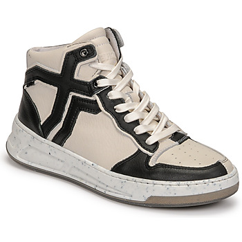 Shoes Women High top trainers Bronx OLD COSMO White / Black