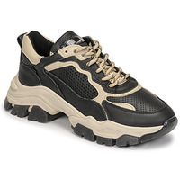 Shoes Women Low top trainers Bronx TAYKE OVER Black