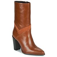 Shoes Women Boots Bronx NEXT AMERICANA Brown