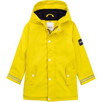 material Children Macs Aigle PAULA Yellow