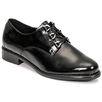 Shoes Women Derby shoes Betty London PANDINE Black