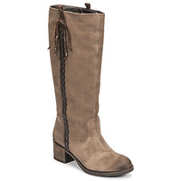 Shoes Women Boots Betty London ELOANE Taupe