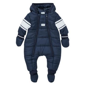 material Boy Duffel coats BOSS TRENINE Marine