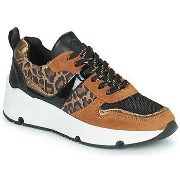 Shoes Women Low top trainers Betty London PRIETTE Cognac