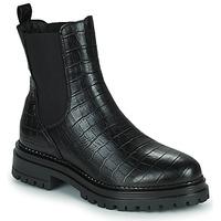 Shoes Women Mid boots Betty London PEDRO Black