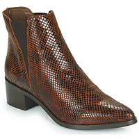 Shoes Women Ankle boots Betty London PERDRI Brown